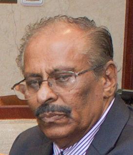 Mavai Senathirajah Sri Lankan politician