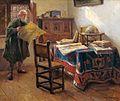 Max Gaisser - Ein Geograph in seiner Studierstube.jpg