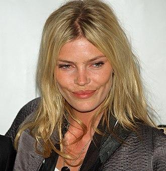 May Andersen - May Andersen at the 2008 Tribeca Film Festival.