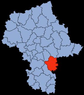 Garwolin County County in Masovian, Poland