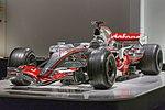McLaren MP4-22 front-left2 2017 Museo Fernando Alonso.jpg