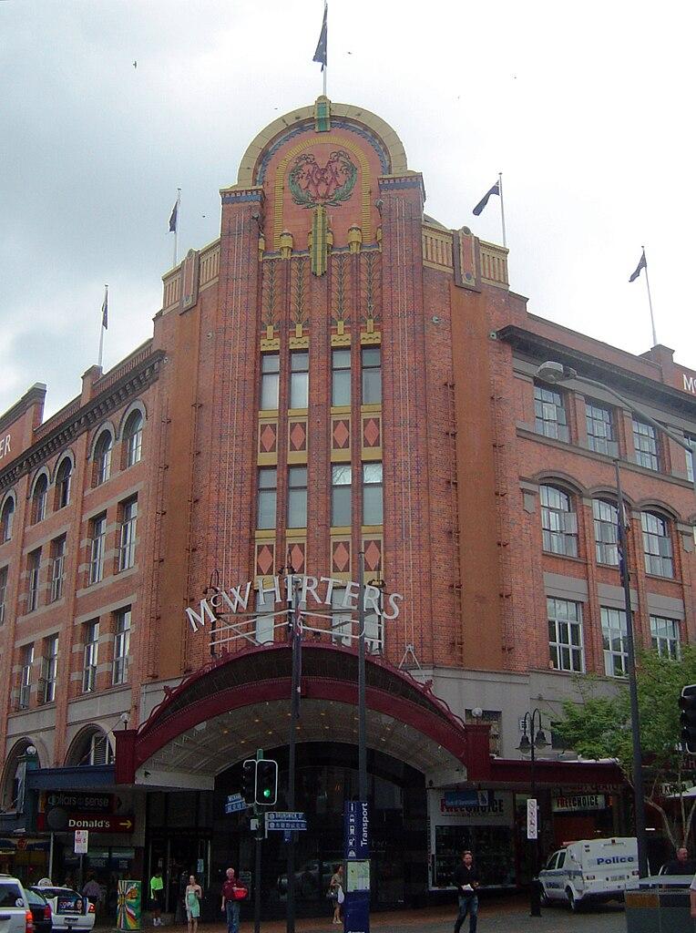 Defunct Department Stores: Department Stores Of Australia
