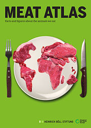 Meat Atlas book cover