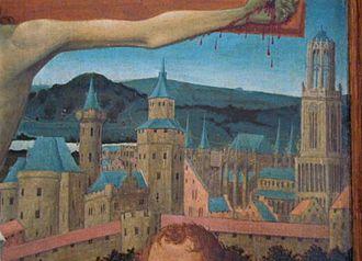 Second Utrecht Civil War - Utrecht in the 15th century