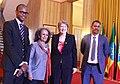 Meeting with Ethiopian President Sahle-Work Zewde (48980046393).jpg