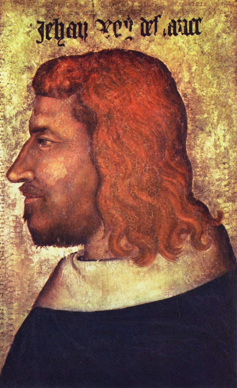 Meister des Porträts des Jean le Bon 001