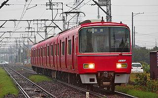 Meitetsu Tsushima Line railway line owned by Meitetsu in Japans Chubu region