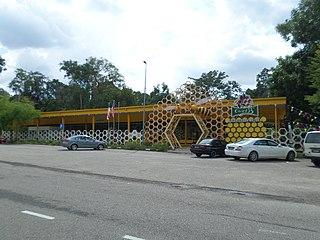Melaka Bee Gallery Museum in Central Melaka, Melaka, Malaysia