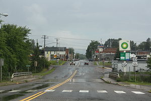 Mellen Wisconsin Downtown Looking North WIS13.jpg