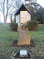 Memorial to the holocaust within Havant Cemetery - geograph.org.uk - 1133582.jpg
