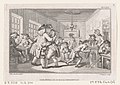 "Men Dancing in a Coffee House, an illustration from Tobias Smollett's ""The Expedition of Humphry Clinker"" (London, 1793), Vol. 1 MET DP872115.jpg"