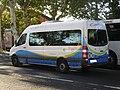 Mercedes-Benz Sprinter Transfer n°693 (vue arrière gauche) - Cap'Bus (Gare, Agde).jpg