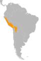 Metriopelia ceciliae distribution map.png