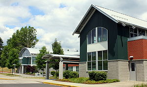 Metzger, Oregon - Metzger Elementary School