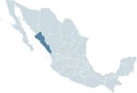 Mexico map, MX-SIN.svg