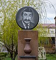 Mher Mkrtchyan monument in Gyumri 05-05-2019.jpg