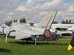 MiG-105 at Central Air Force Museum pic1.JPG