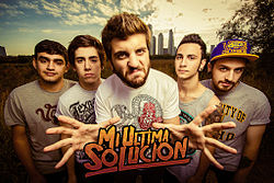 Mi Ultima Solucion Promo 2012