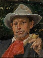 Portrait of Martin Andersen Nexø