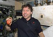 Michael Barratt Expedition 20