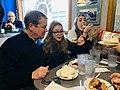 Michael Bennet at Red Arrow Diner - 2020 01.jpg