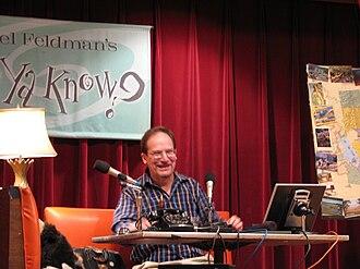 Michael Feldman - Feldman in 2009