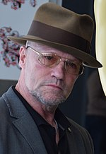 Michael Rooker Michael Rooker Makeup and Hairstyling Symposium - Feb 2015 (cropped).jpg