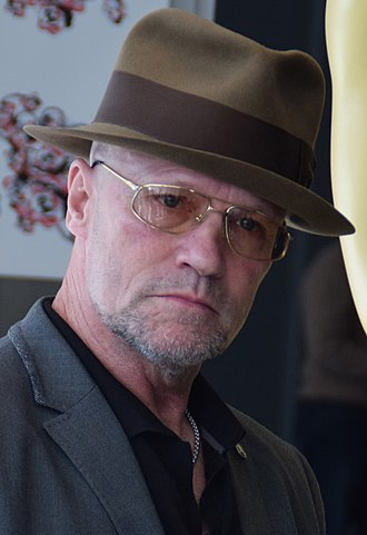 Michael Rooker - Rooker in 2015