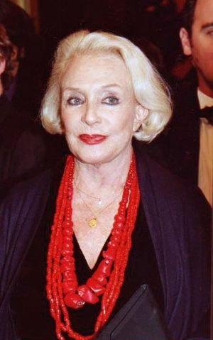 29th César Awards - Micheline Presle, Honorary César recipient