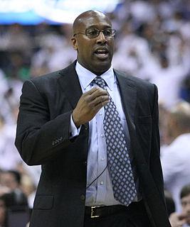 American basketball head coach, born 1970