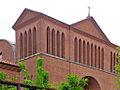Milano - chiesa di Sant'Elena - particolare facciata.JPG
