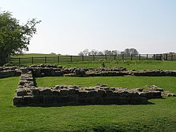 Milecastle 49 (Harrow's Scar) (4) - geograph.org.uk - 1359369.jpg