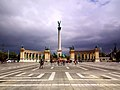Millenniumi Emlékmű, Hősök tere, Budapest.jpg