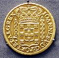 Minas geiras, moneta d'oro del brasile portoghese, xviii sec.JPG