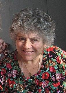 Miriam Margolyes British-Australian actress