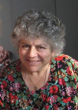 Miriam Margolyes - Margolyes in 2008