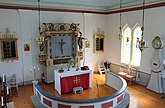 Fil:Mistelås kyrka.Koret.JPG