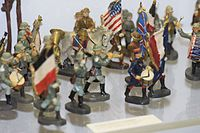 Mixed nations toy military band (25151751336).jpg