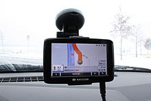 Automotive navigation system