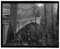 Moffett Creek Bridge, Spanning Moffett Creek at Old Columbia River Highway, Warrendale, Multnomah County, OR HAER ORE,26-WARDA,1-4.tif