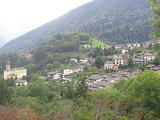 Moio de Calvi Comune in Lombardy, Italy