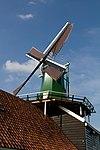 molen de huisman - het gerestaureerde achtkant