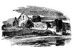 Monastic Ruins at Annaghdown