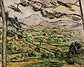Mont Sainte-Victoire with Large Pine 1886-1887 Paul Cezzane.jpg