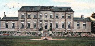 Montgreenan - Montgreenan House