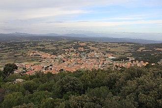 Monti, Sardinia - Panorama