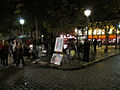 Montmartre artists, Paris 5 November 2009.jpg