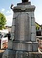 Monument aux morts de Bruges (Pyrénées-Atlantiques) vue 4.JPG