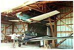 Mooney M-18C N4116 Overhead M-20 N5284B.jpg