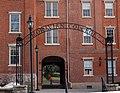Moravian College Bethlehem Gates 2521px.jpg